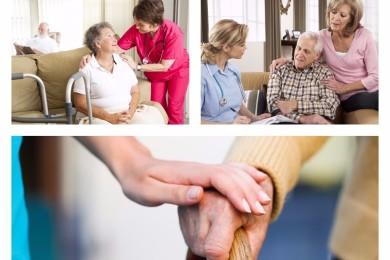 cuidados a largo o corto plazo