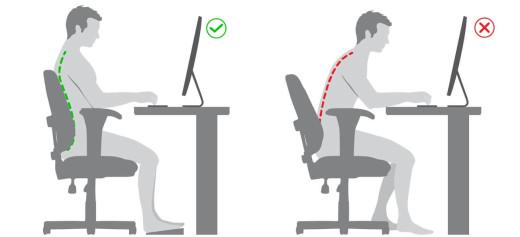 sillas ergonomicas para el trabajo