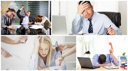 Reacción ante el estrés